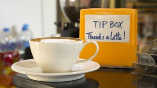 tipping for services