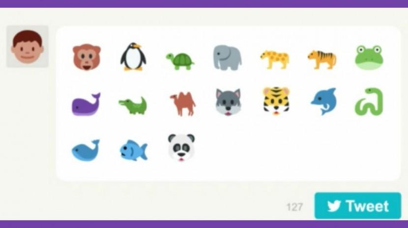 twitter emoji wwf