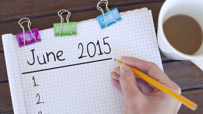 Contests and Plenty of Events Fill the Rest of June