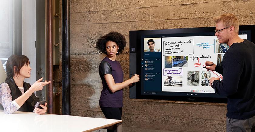microsoft Surface Hub release date
