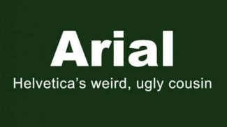 arial featured