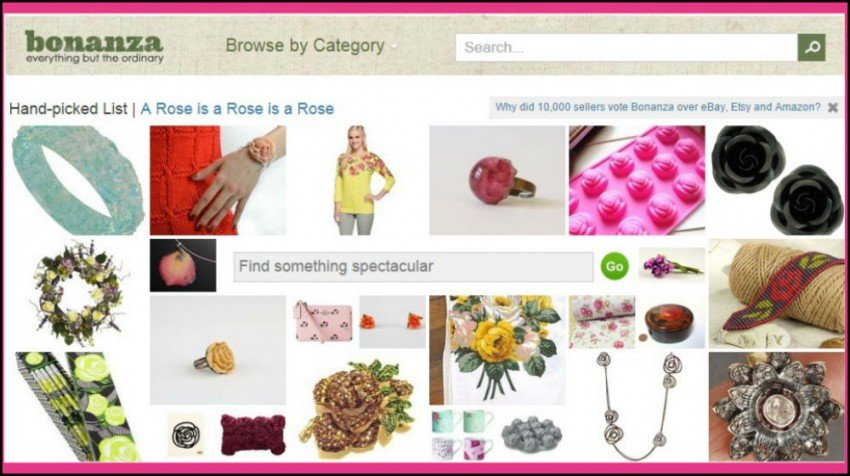 25 places to sell handmade crafts online small business for Free places to sell crafts online