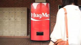 coke hug me