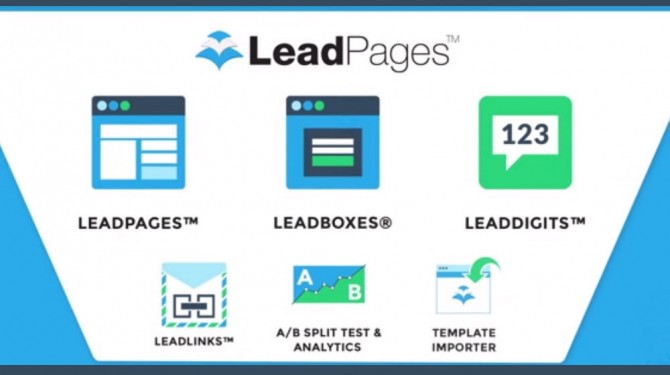 lead pages