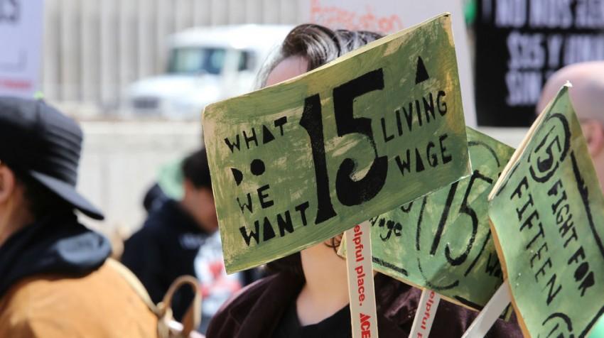 $15 per Hour Minimum Wage
