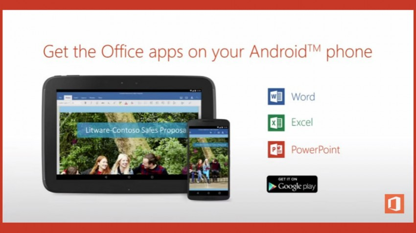 Office for Android, Web Domain Privacy Make Headlines