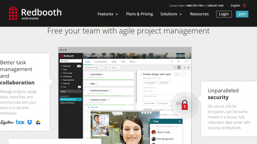 online collaboration and project management