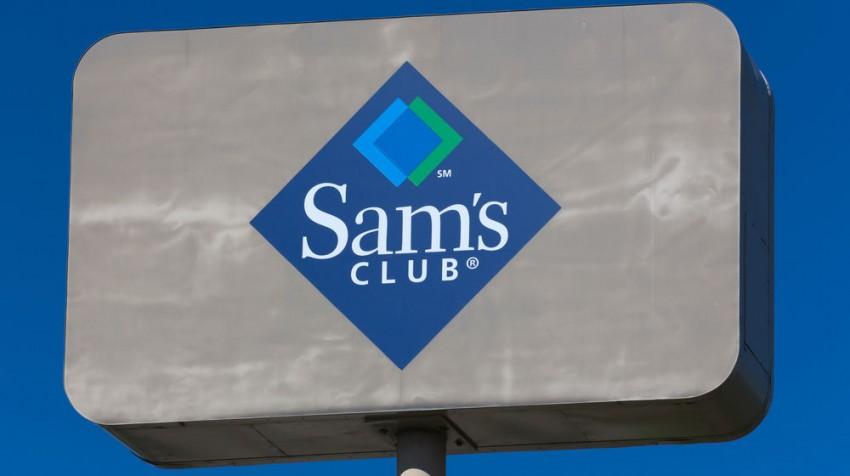 sam's club pickup