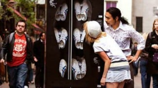 shoe vending