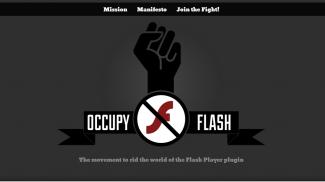 firefox blocking flash