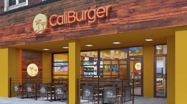 CaliBurger Burger Franchise