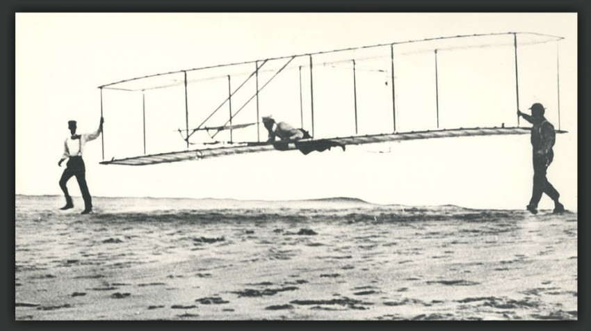 wright brothers lessons