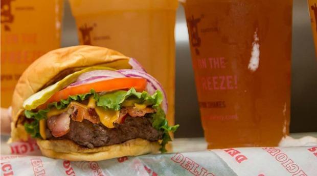 mcdonald's burger franchises list