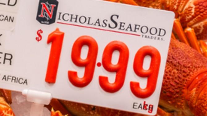 nicholas seafood