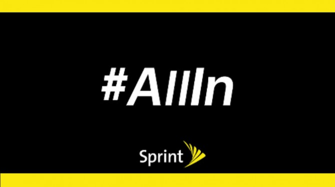 sprint all in2