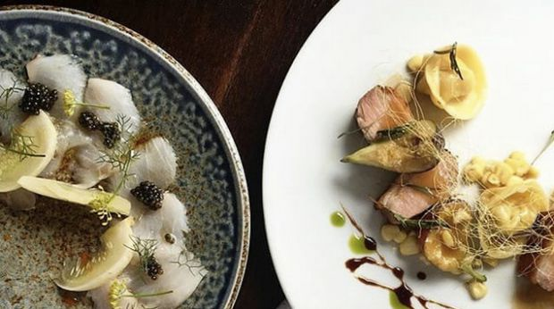 Chef Creates a Sustainable Menu Using Food Waste