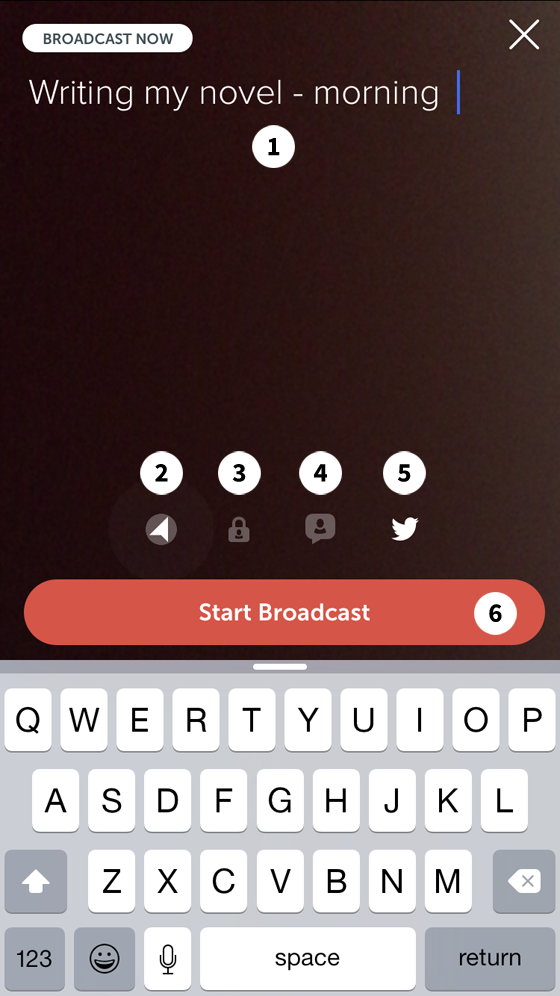 What is Periscope streaming video app