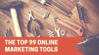 99 online marketing tools
