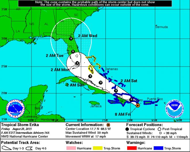 Image: NOAA/National Hurricane Center