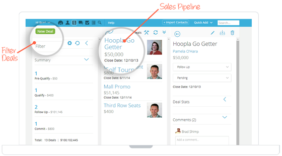 sales apps for business sell better