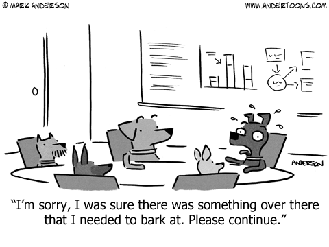 If Dogs Ran Your Small Business
