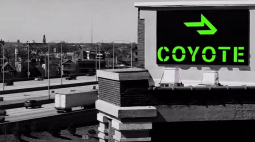 ups and coyote logistics