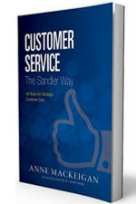 customer service small book
