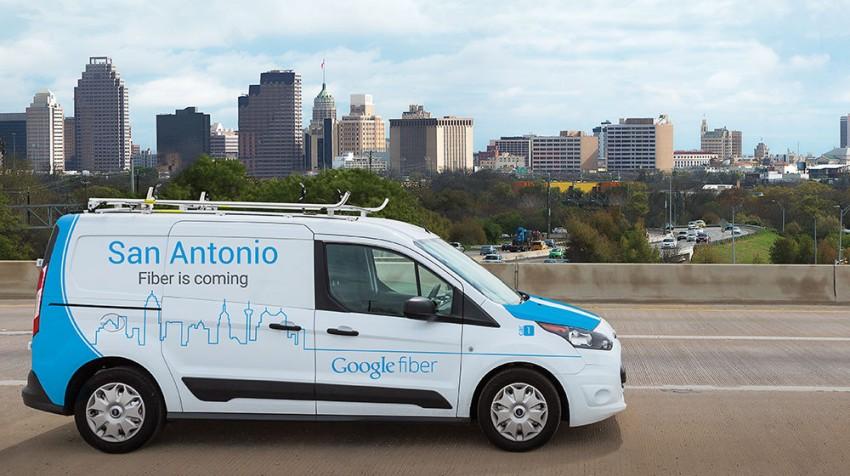 google fiber san antonio