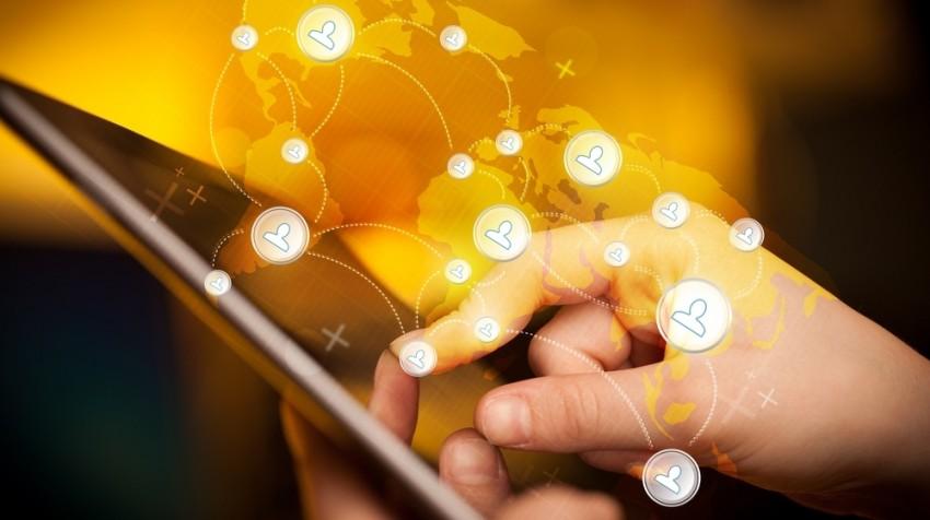 sync website and social media
