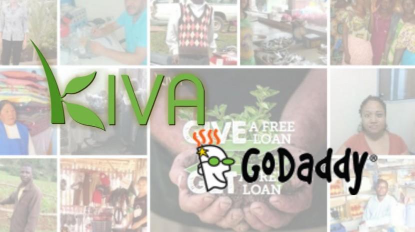 godaddy and kiva