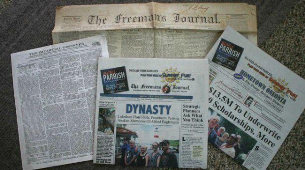 old school media