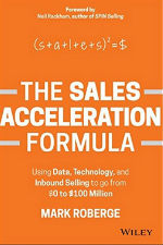sales acceleration small book
