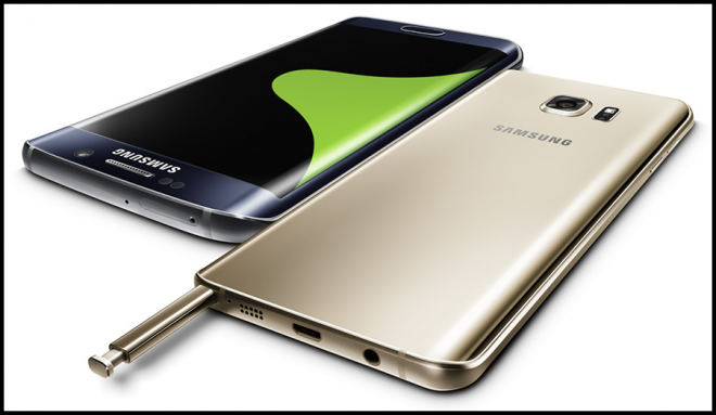 Galaxy S6 Edge plus Galaxy Note 5