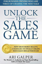 unlock sales small book