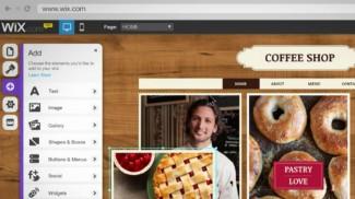 web designer wix