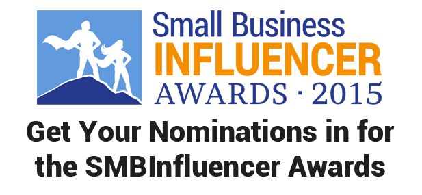 Get Your Nominations in for the SMBInfluencer Awards