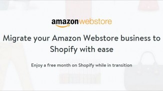 amazon webstore migration