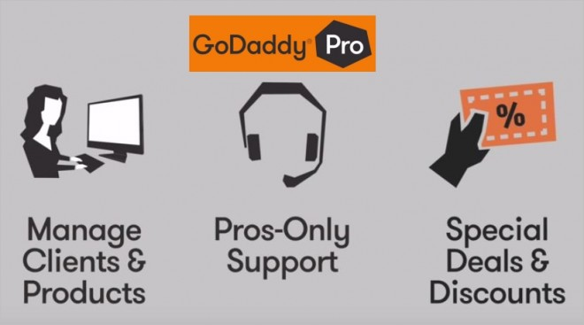 godaddy pro expanded features