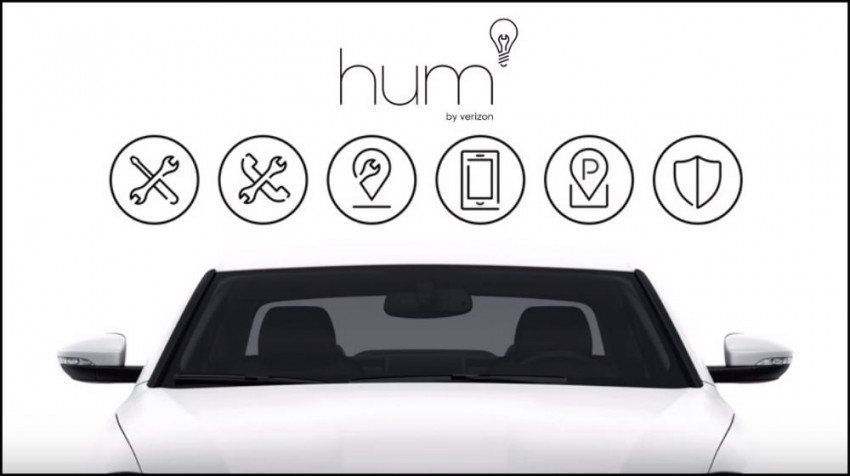 Verizon Hum Makes Your Business Vehicle Secure