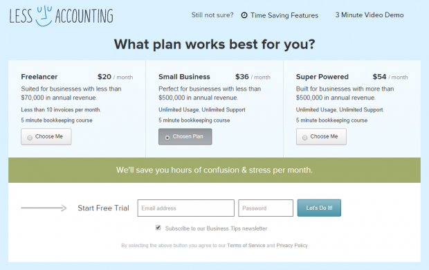 landing page tips and tricks 7