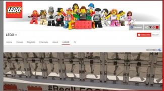 lego youtube