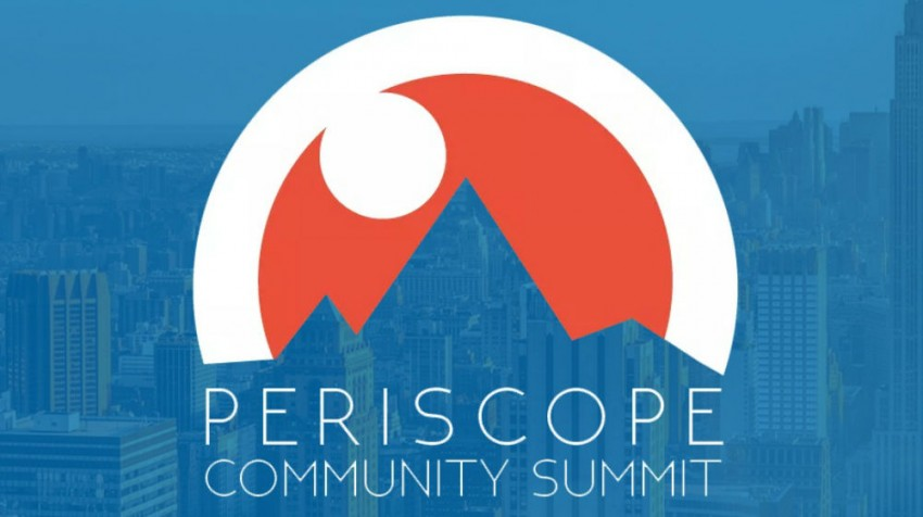Periscope Community Summit Presents New York Scope Week