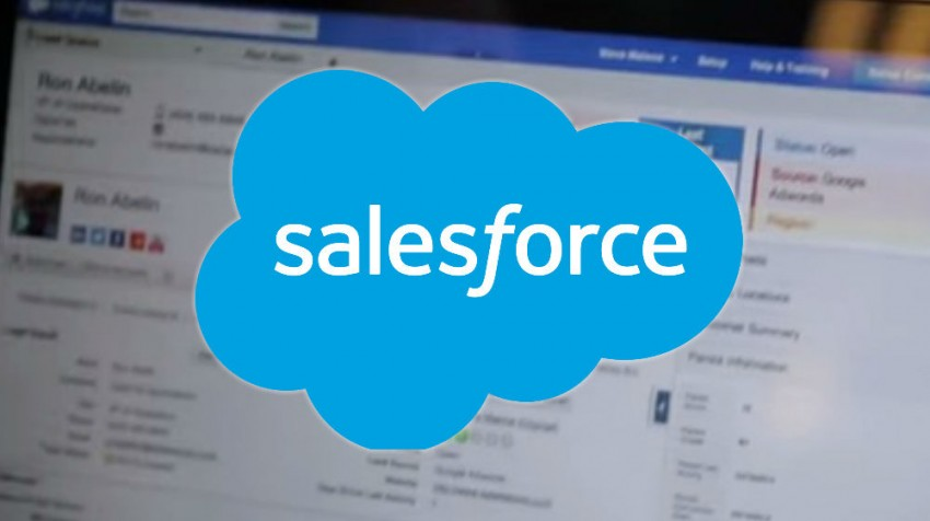 salesforceIQ for small business