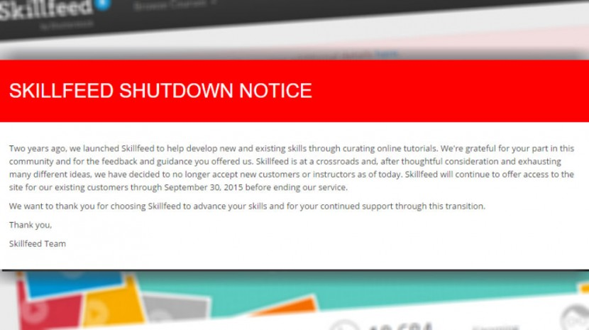 Shutterstock Shutters Skillfeed, the Online Training Marketplace