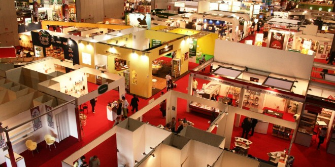 Exhibition Stand Builders Jobs : Easy steps to an effective trade show exhibit