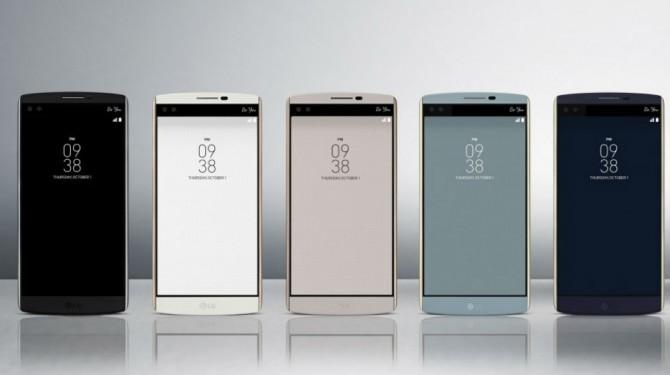 LG v series main