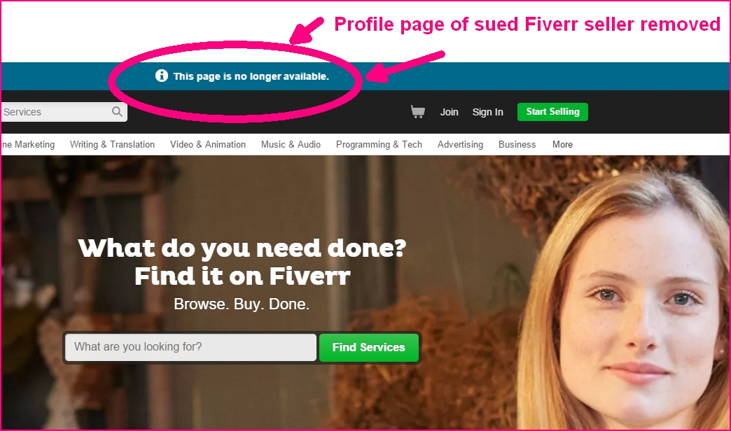 Fiverrs Running Scared From Amazon Fake Reviews Lawsuit