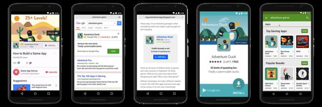 Google Universal App