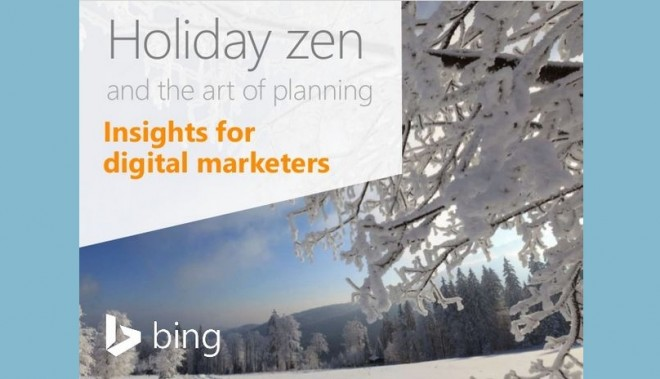 bing ads holiday planning guide