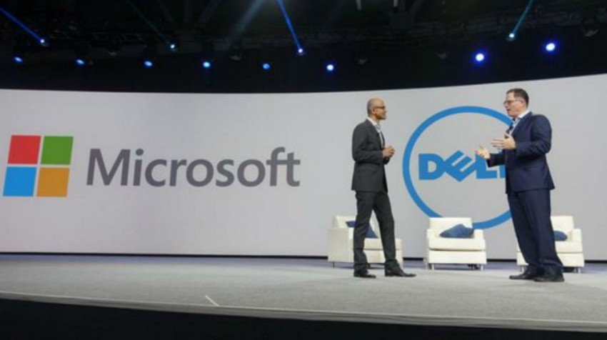 dell and microsoft partnership creates onramp to the cloud for small
